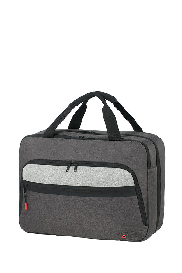 American Tourister City Aim 3-Way Boarding Bag 15.6 Grey