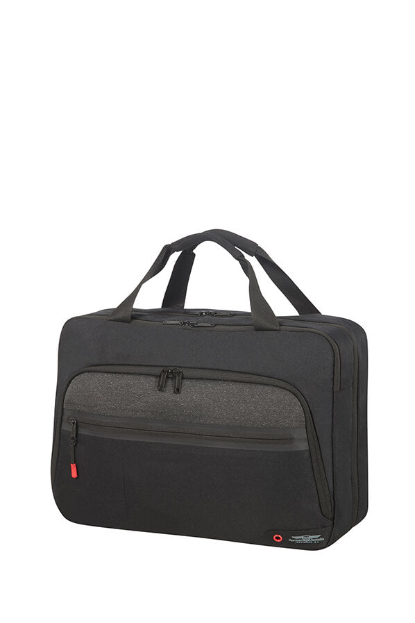 American Tourister City Aim 3-Way Boarding Bag 15.6 Black