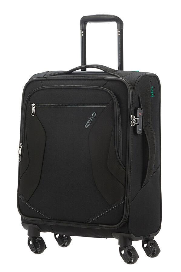 American Tourister Eco Wanderer 55cm Black