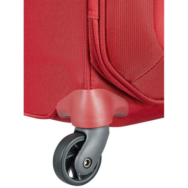 Samsonite Uplite Spinner 55cm Expandable Red