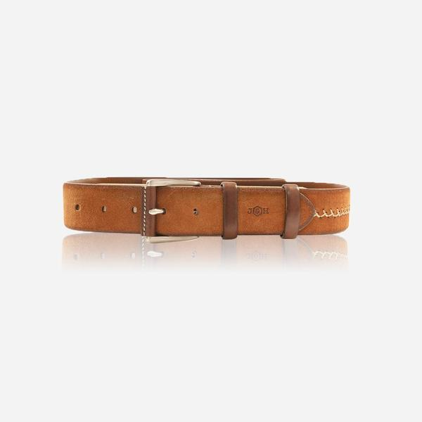 Jekyll And Hide Buffalo Men's Belt Size 40 Tan