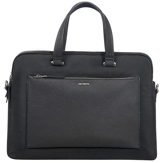 Samsonite Zalia Organized Bailhandle 35.8cm/14.1inch Black