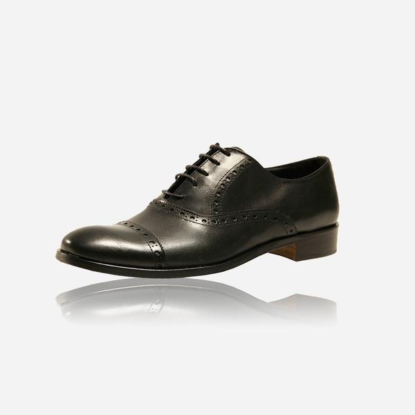 Jekyll And Hide Brogue 2002 Shoe Size 9 Black
