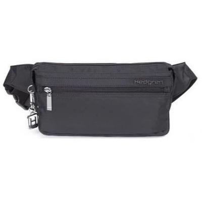 Hedgren Inner City Waist Bag Black