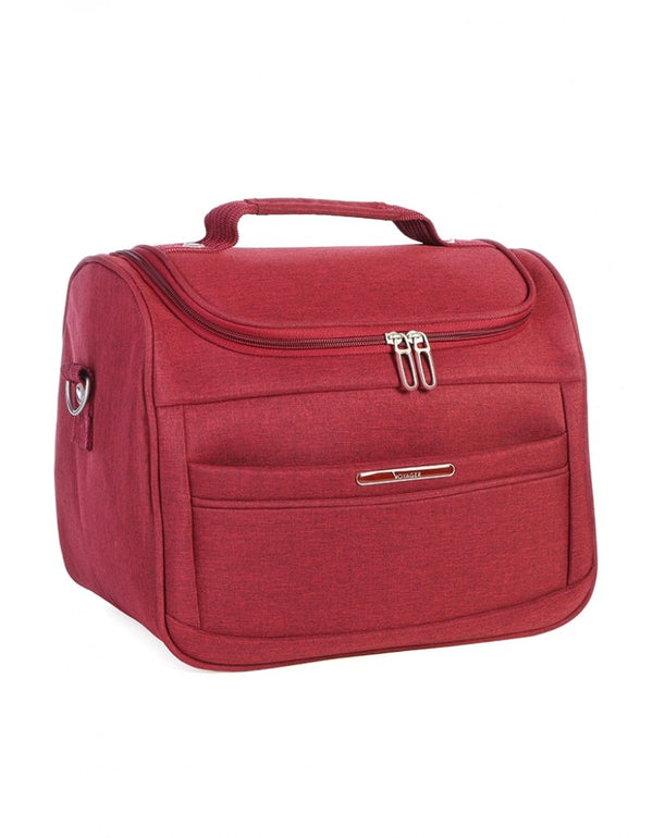 Voyager On the Go Beauty Case Red