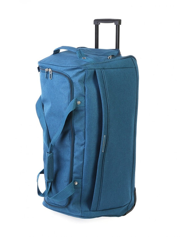Voyager On The Go Trolley Duffle Blue