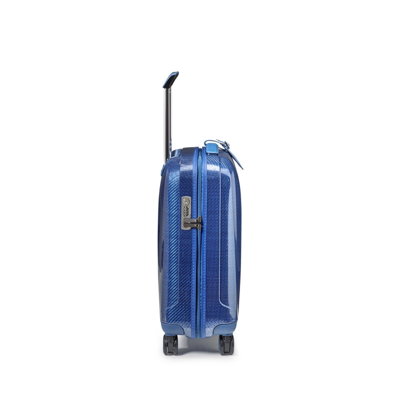 Roncato 55cm Carry On Spinner Blue