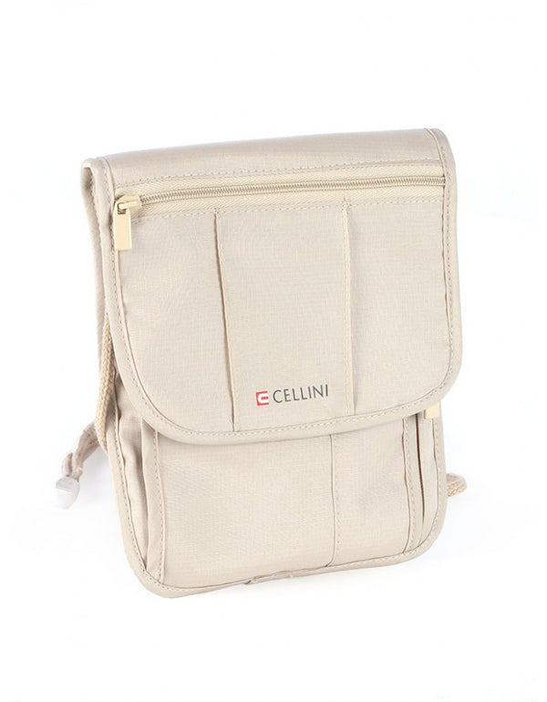 Cellini Security Neck Pouch