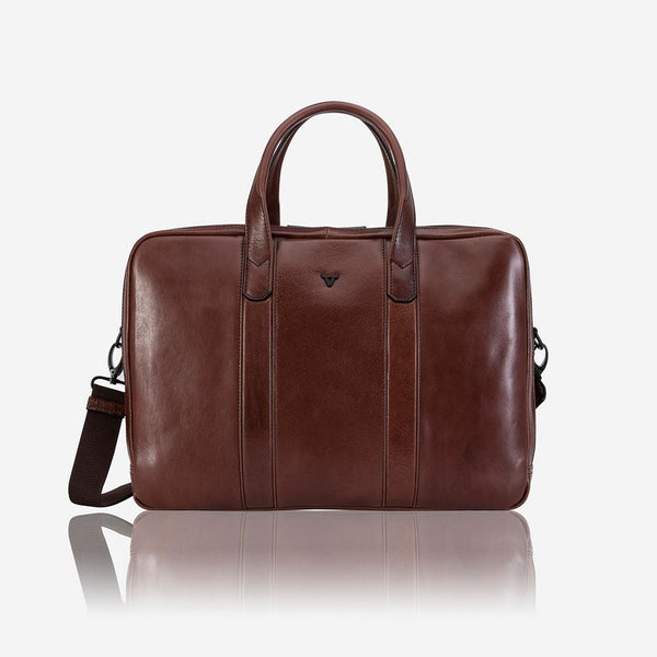 "Brando Winchester 15"" Laptop Bag Brown"