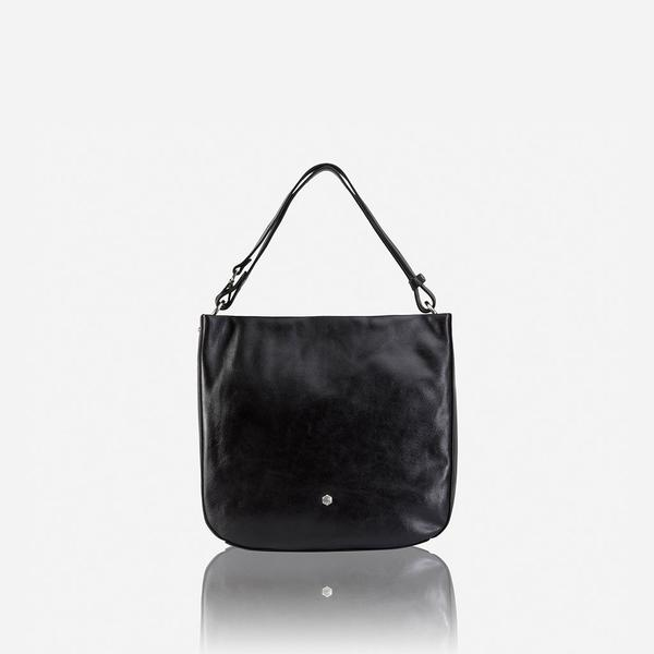 Jekyll And Hide Madrid Petite Ladies Crossbody Bag Black