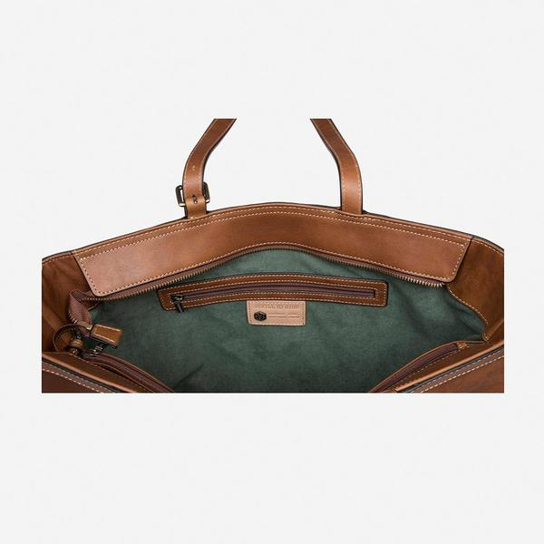 Jekyll And Hide Montana Ladies Tote Handbag Colt