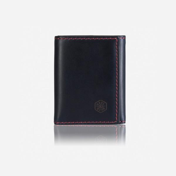Jekyll And Hide Texas TriFold Wallet/Card Holder Blue
