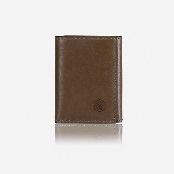 Jekyll And Hide Texas TriFold Wallet/Card Holder Olive