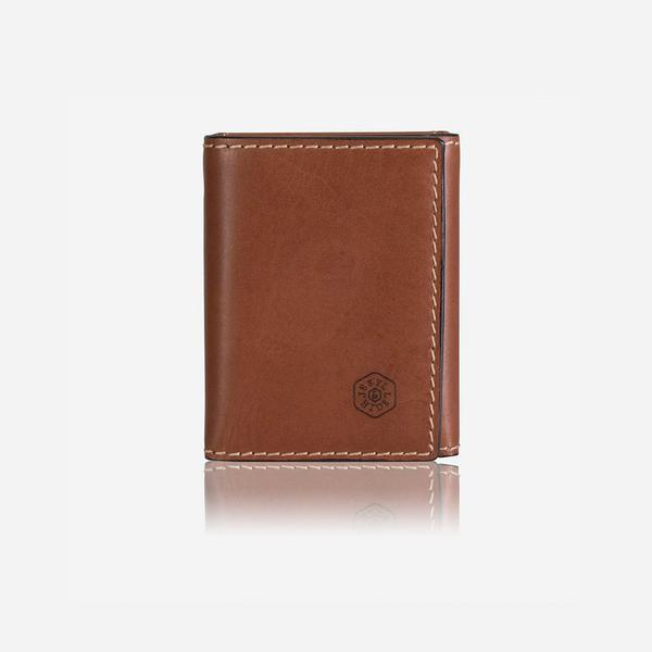 Jekyll And Hide Texas TriFold Wallet/Card Holder Clay