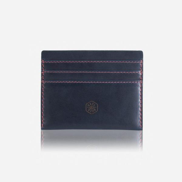Jekyll And Hide Texas Slim Card Holder Blue
