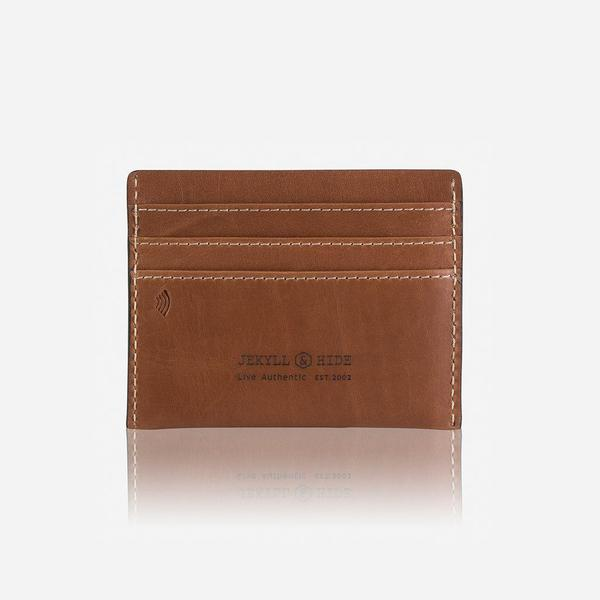 Jekyll And Hide Texas Slim Card Holder Clay
