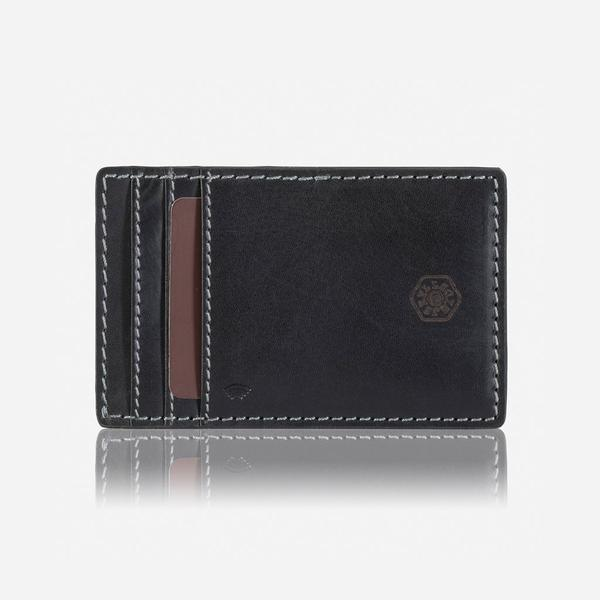 Jekyll And Hide Texas Card & Note Wallet Black