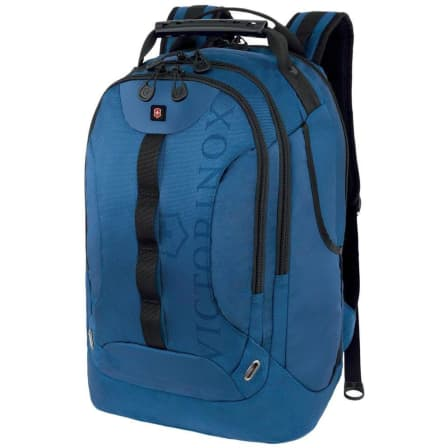 "Victorinox VX Trooper 16"" Laptop Backpack with Tablet Pocket Blue"