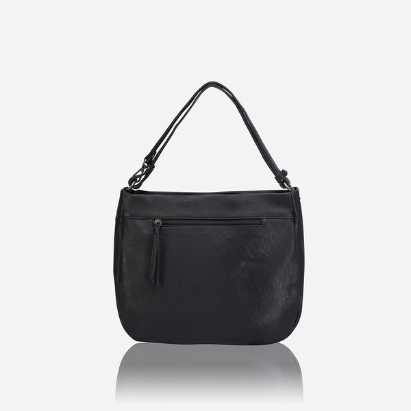 Jekyll And Hide Camden Classic Shopper Tote Black