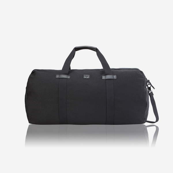 Brando Canvas The Ross Duffle Black