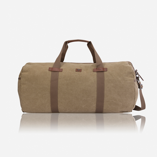 Brando Canvas The Ross Duffle Sand