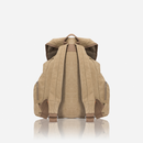 Brando Canvas Shift Everyday Backpack Sand