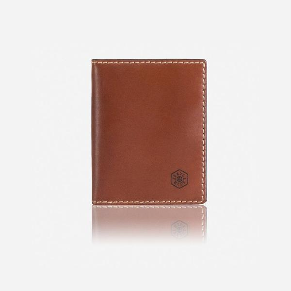 Jekyll And Hide Texas Slim Billfold Card Holder Clay