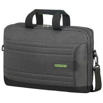 "American Tourister Sonicsurfer Computer Case 15.6 "" Dark Shadow"