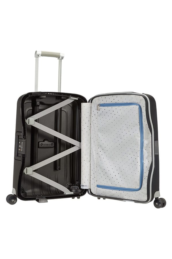 Samsonite S'Cure Spinner 75cm Caribbean Blue