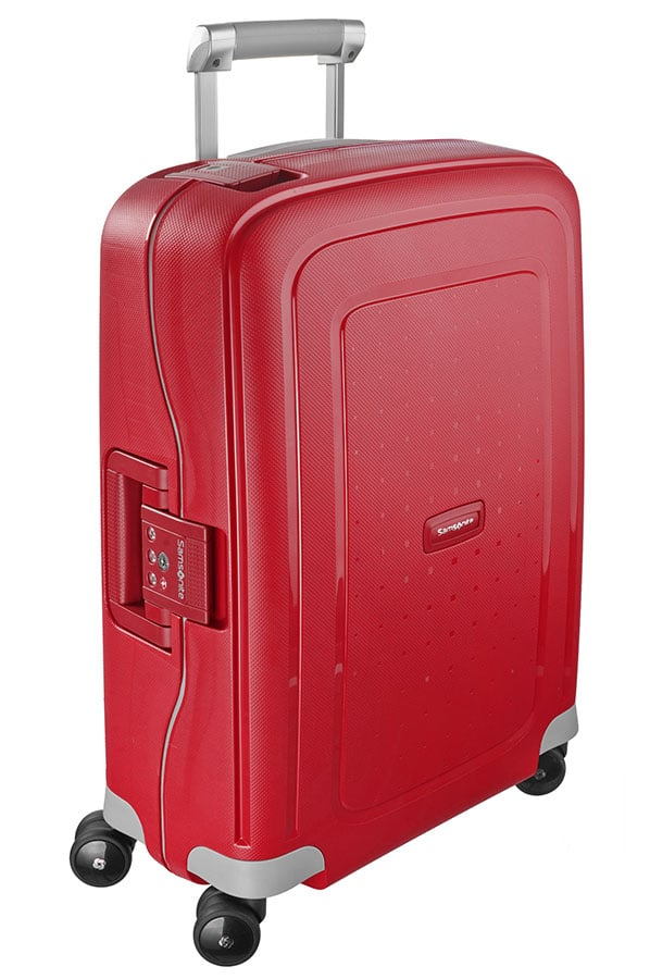 Samsonite S'Cure Spinner 69cm Crimson Red