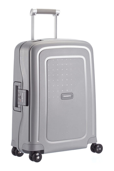 Samsonite S'Cure Spinner 55cm Silver