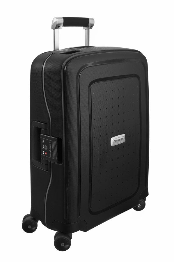 Samsonite S'Cure DLX Spinner 55cm Graphite