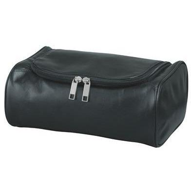 Busby Florida Slimline Toiletry Bag Black