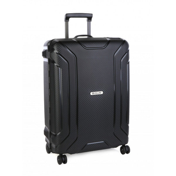Cellini Safetech 65cm Spinner Black
