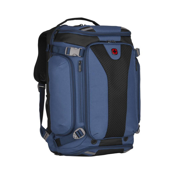 Wenger 2-in-1 Duffel / Laptop Backpack Blue