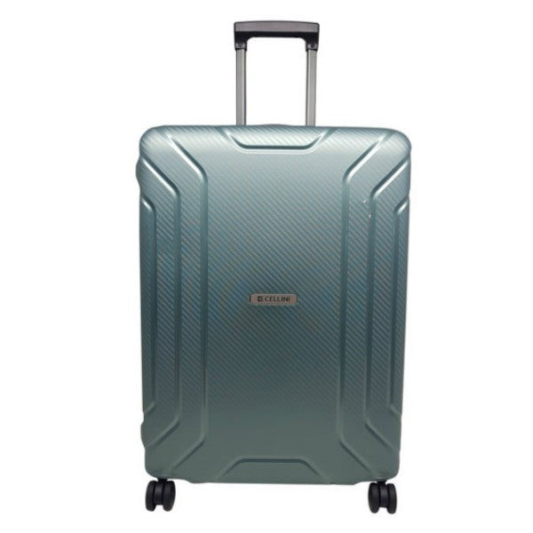 Cellini Safetech 65cm Spinner Steel Green