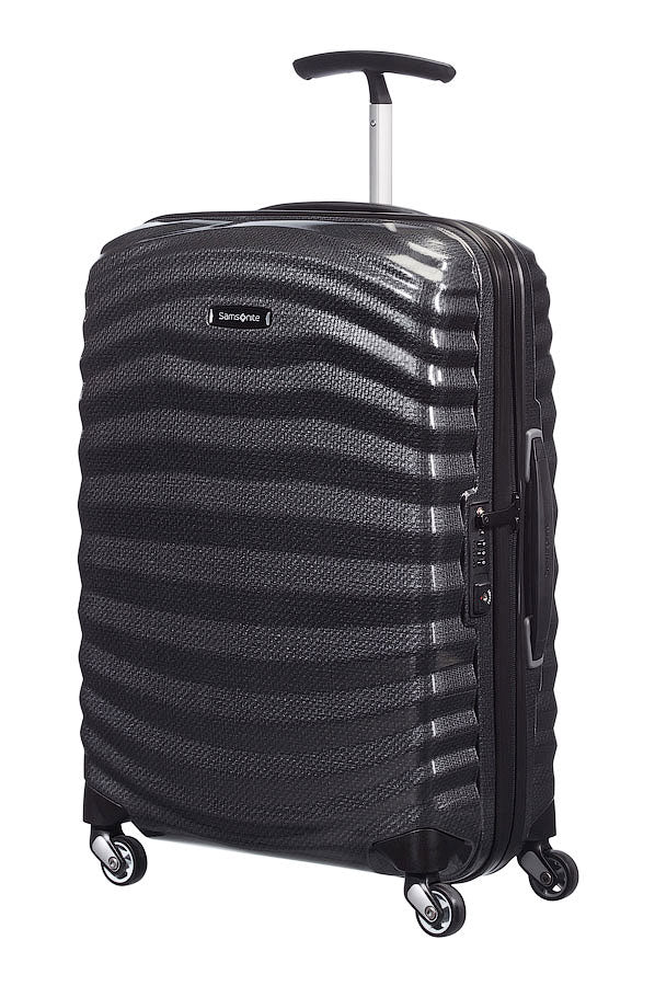 Samsonite Lite Shock 69cm Spinner Black