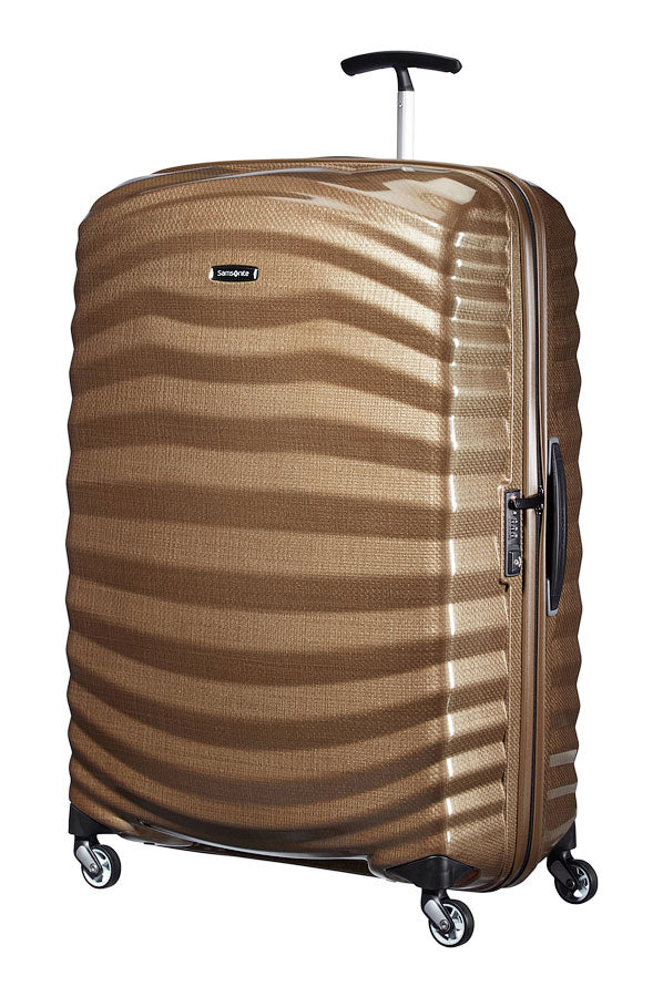 Samsonite Lite Shock 69cm Spinner Sand