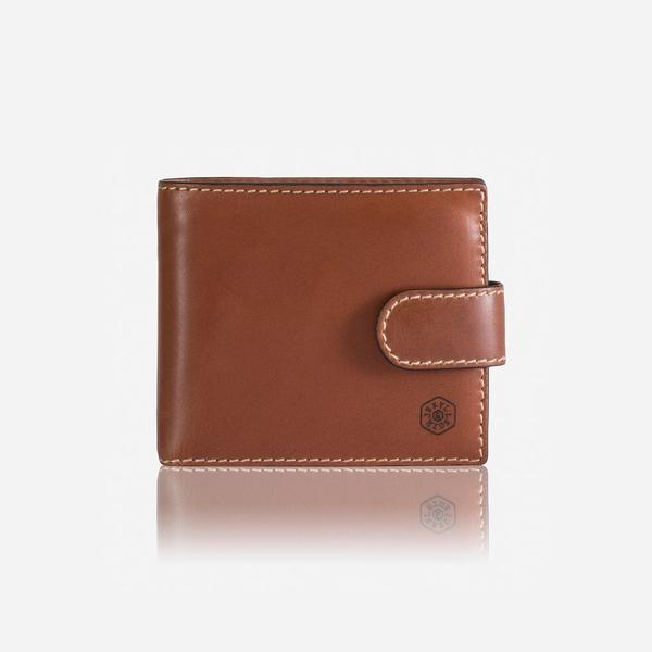 Jekyll And Hide Texas Large Billfold Wallet With Coin Clay