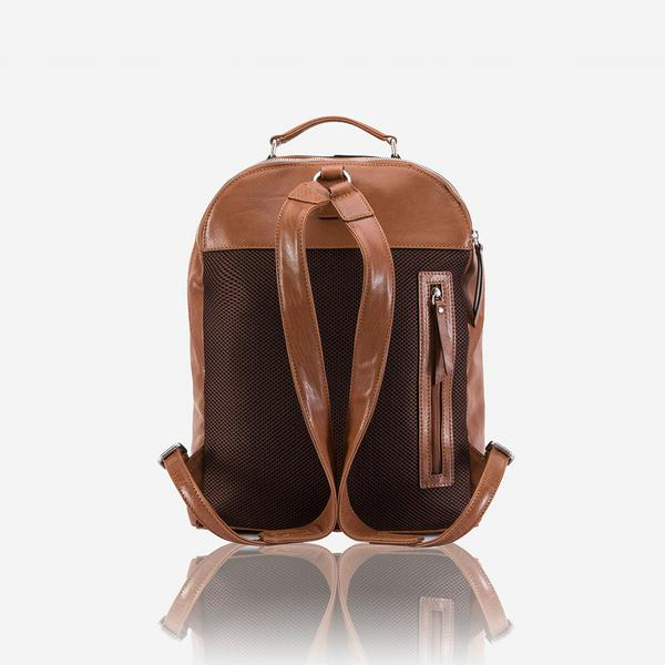 Jekyll And Hide Chelsea Compact Laptop Backpack 37cm Tan