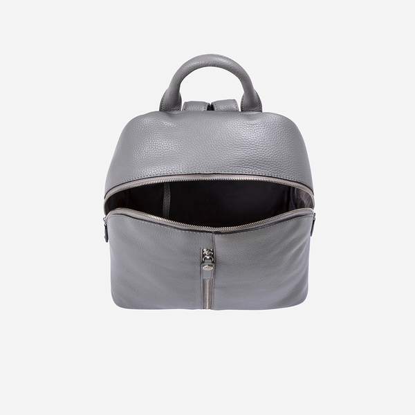 Jekyll And Hide Osaka Leather Everyday Ladies Backpack Oyster