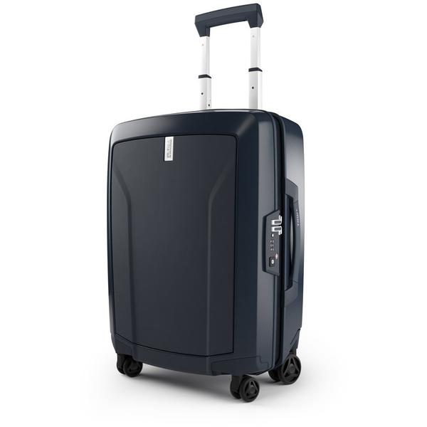 Thule Revolve Wide-Body Carry On Spinner 55cm Navy Blue