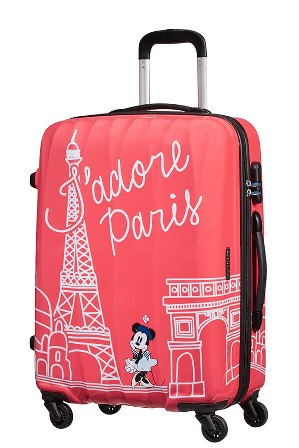 American Tourister Disney Legends Spinner Alfatwist 65cm Paris