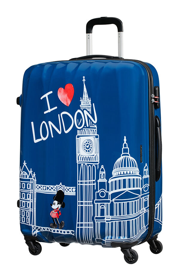 American Tourister Disney Legends Alfatwist 75cm Mickey London