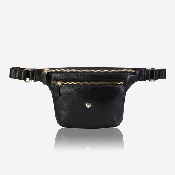 Jekyll And Hide Zulu Adjustable Strap Waistbag Black
