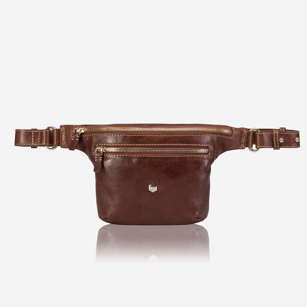 Jekyll And Hide Zulu Adjustable Strap Waistbag Tan