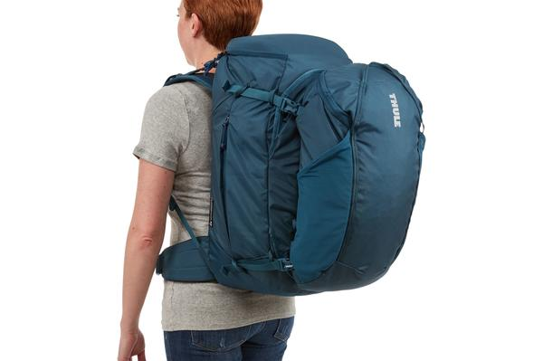 Thule Landmark 60L Women's Travel Backpack Blue