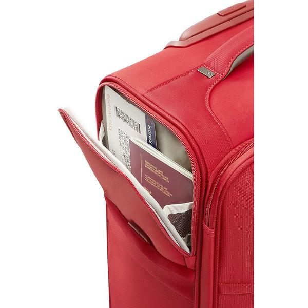 Samsonite Uplite 78cm Red Expandable