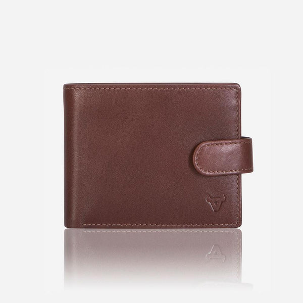 Brando Dakota Aldrin Executive Trifold Wallet