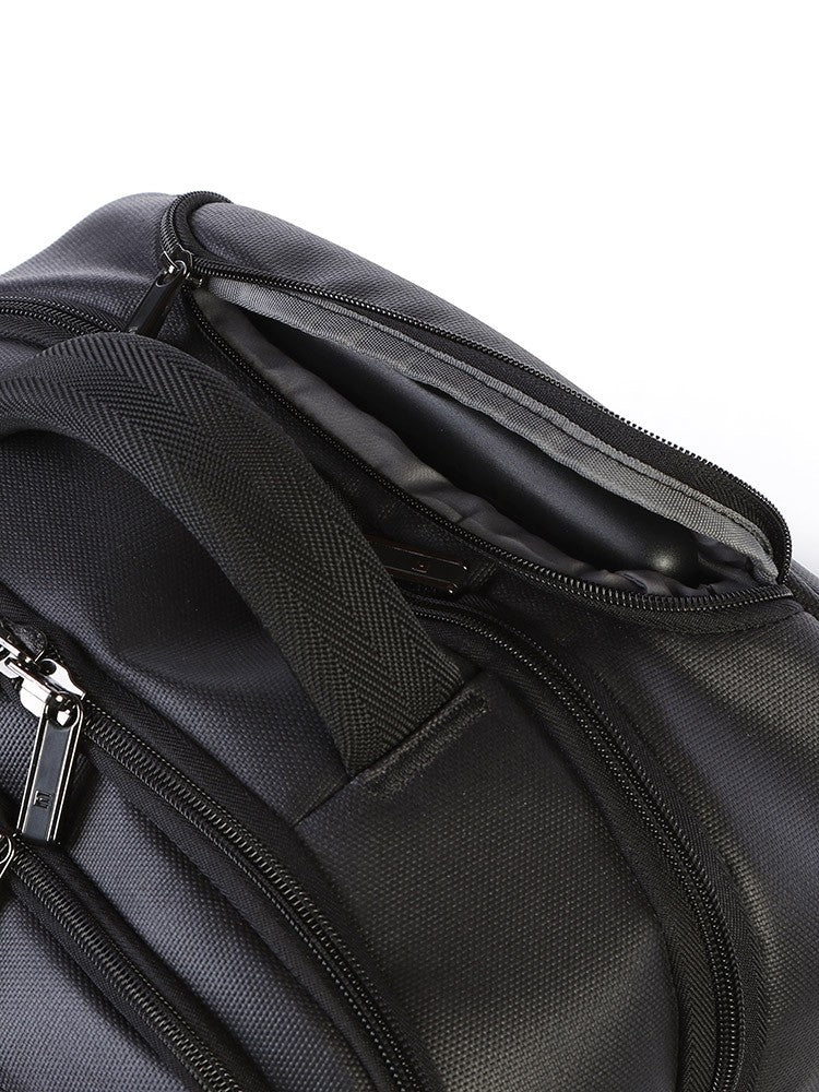 Cellini Origin Trolley Backpack Black